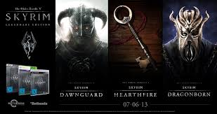 Fertigk He The Elder Scrolls V Skyrim Legendary Edition Game Of The Year
