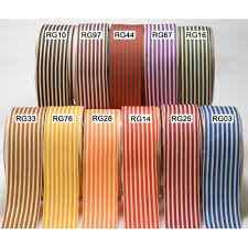 grosgrain ribbons 1 5 grosgrain stripes 3 yard bundle the st simply ribbon store