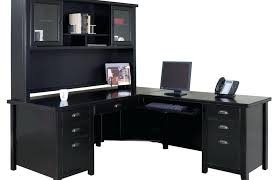 Small Black Corner Desk Black Computer Corner Desk Eatsafe Co