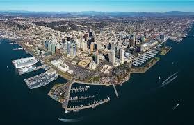 San Diego Zoning Map by Downtown 6 4b Development Juggernaut The San Diego Union Tribune