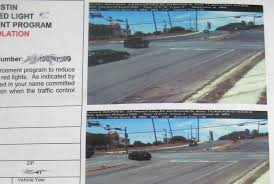 Traffic Light Ticket Photo Enforced How To Read A Red Light Camera Ticket