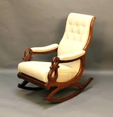 Leather Rocking Chairs For Nursery Leather Rocking Chairs Rocking Chair Pad Nursery Rocking Chair