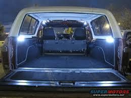 79 Ford Bronco Interior Led Interior Upgrade Page 4 Ford Bronco Forum