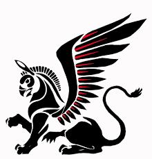 tattoos celtic designs homa persian griffin persian logo design pinterest persian