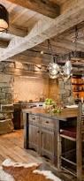 rustic kitchen by pearson design group via christin fonn tømte