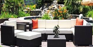 furniture beautiful cushions on modern outdoor furniture combined