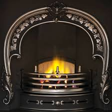 Cast Iron Fireplace Insert by Gallery Fitzwilliam Cast Iron Fireplace Insert Flames Co Uk