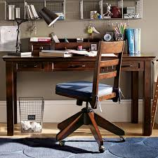 Writing Desk With Chair Swivel Armless Desk Chair Cushion Pbteen