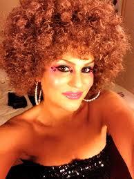 halloween inspiration 70 u0027s fancy dress hair and makeup eat