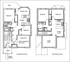 2 Floor Villa Plan Design 100 Sample Floor Plan For House Free Floor Plan Software