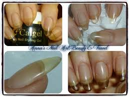 how to sculpt almond nails with calgel soak off gel youtube