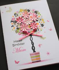 cards for birthday handmade beautiful birthday cards winclab info