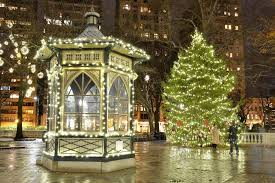 rittenhouse square annual tree lighting philadelphia attractions
