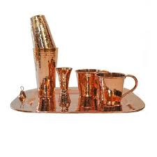 cocktail set sertodo copper u0027s cocktail set