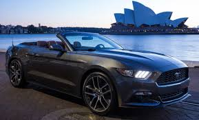 nissan convertible 2018 2018 ford mustang convertible look more character autocarweek com