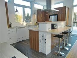cuisine moderne ilot beautiful cuisine moderne avec ilot 2 cuisine am233nag233e