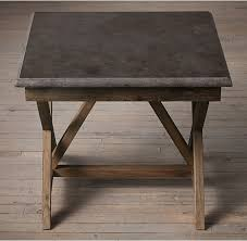 X Base Side Table Bluestone X Base Side Table French Home Decor Pinterest