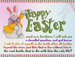 happy easter religious messages wallpapers9