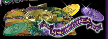 king cakes online this place makes the best king cake the gooey cheese