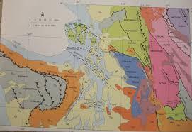Picture Of Map Of Washington by Reading The Washington Landscape Lake Cavanaugh Talk