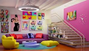 ideas to decorate pop art style nice home diy