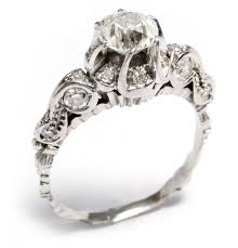 verlobungsring platin brillant märchenhaft in feinstem platin expressiver diamant ring mit über
