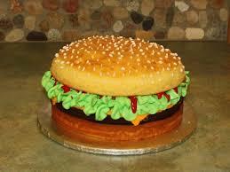 home design easy hamburger cake nerdy nummies recipe cakes design
