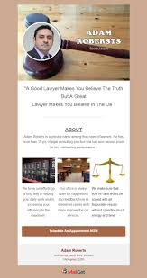 5 free email templates for lawyers u0026 law firms 2017 mailget