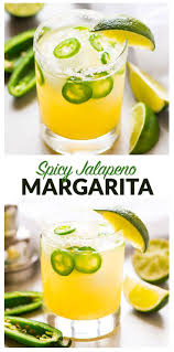 jalapeno margarita recipe spicy juice and fresh lime juice