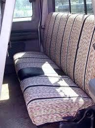 Custom Car Bench Seats Saddle Blanket Heavy Duty Seat Covers