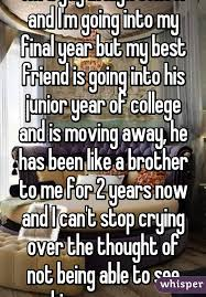Moving Away Meme - i m a guy in high school and i m going into my final year but my