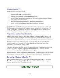 Ladybug Resume C12 Cable Satellite U0026 Internet Television