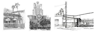 richard scott is returning to ucla extension for sketching on