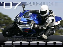 2007 suzuki gsx r1000 first ride motorcycle usa