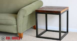 Diy Side Table A Diy Coffee Table For A True Moment Of Relaxation 13 Ideas