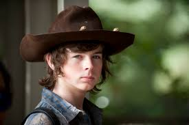 Carl Grimes Halloween Costume U0027s Bat Walking Dead U2013 Eleanormunk
