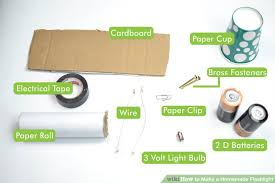 Diy Flesh Light How To Make A Homemade Flashlight 15 Steps With Pictures