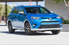 2 Tone Paint 2016 Toyota Rav4 Se Awd First Test Review A Shiny Shell Hiding