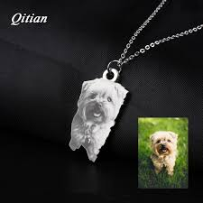 customized pendants pet customized pendants necklaces stainless steel personalized