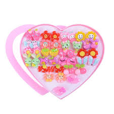 clip on earrings for kids 20pairs clip on no pierced earrings for kids child