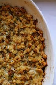 the bitten word thanksgiving 2009 oyster casserole
