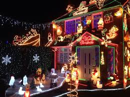 House Christmas Lights by Brailsford Christmas Lights House Bristol England There U0027s A