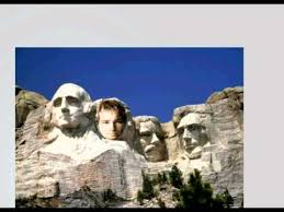how to put your face on mt rushmore youtube