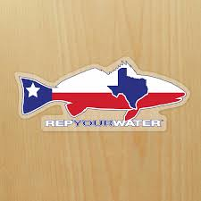 Image Of Texas Flag Texas Flag Sticker Rep Your Water