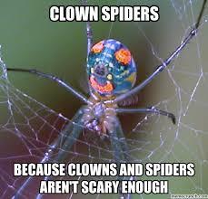 Scary Clown Meme - image jpg