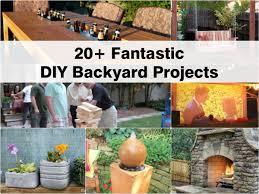 20 fantastic ideas for diy 20 fantastic diy backyard projects