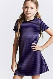 girls velvet skater dress forever21