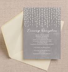 Reception Invitation Cards Top 10 Printable Evening Wedding Reception Invitations