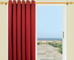blackout patio curtains patio door insulated drapes patio door