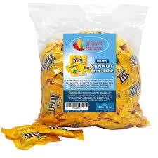 amazon com m u0026ms fun size milk chocolate 3 lb bulk candy
